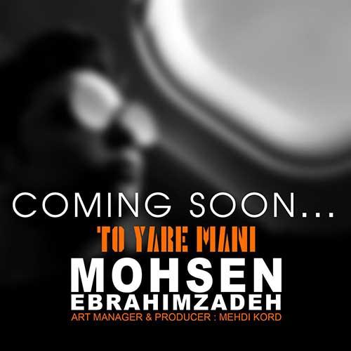 دانلود آهنگ جدید محسن ابراهیم زاده به نام تو یار منی