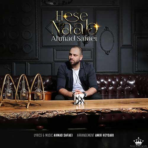 دانلود آهنگ جدید حس ناب از احمد صفایی