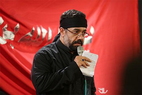 دانلود نوحه جدید محمود کریمی به نام به خیمه قحط آب است