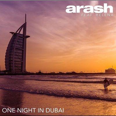 دانلود آهنگ آرش و هلنا یک شب در دوبی